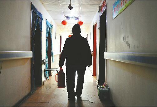 济南民办养老院收费高位置远空床多